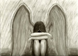 Crying Angel